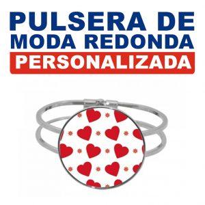 Pulsera de Moda Redonda
