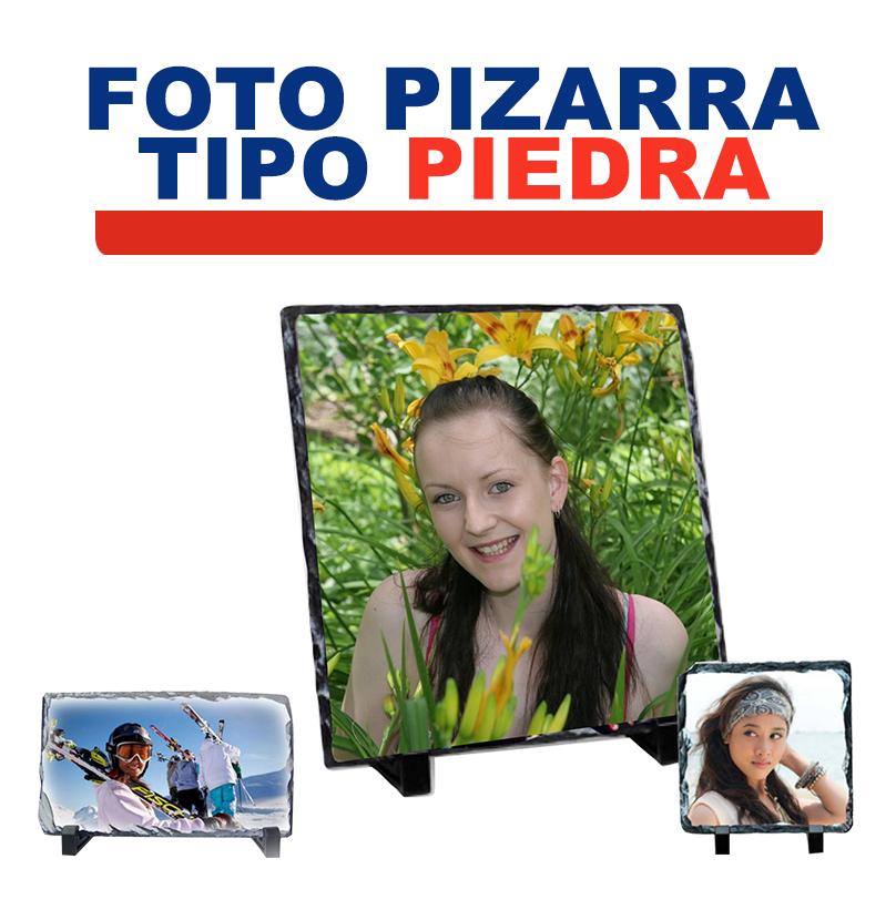 Foto Pizarra tipo Piedra