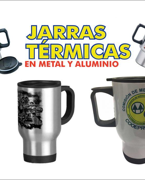 JARRAS TERMICAS
