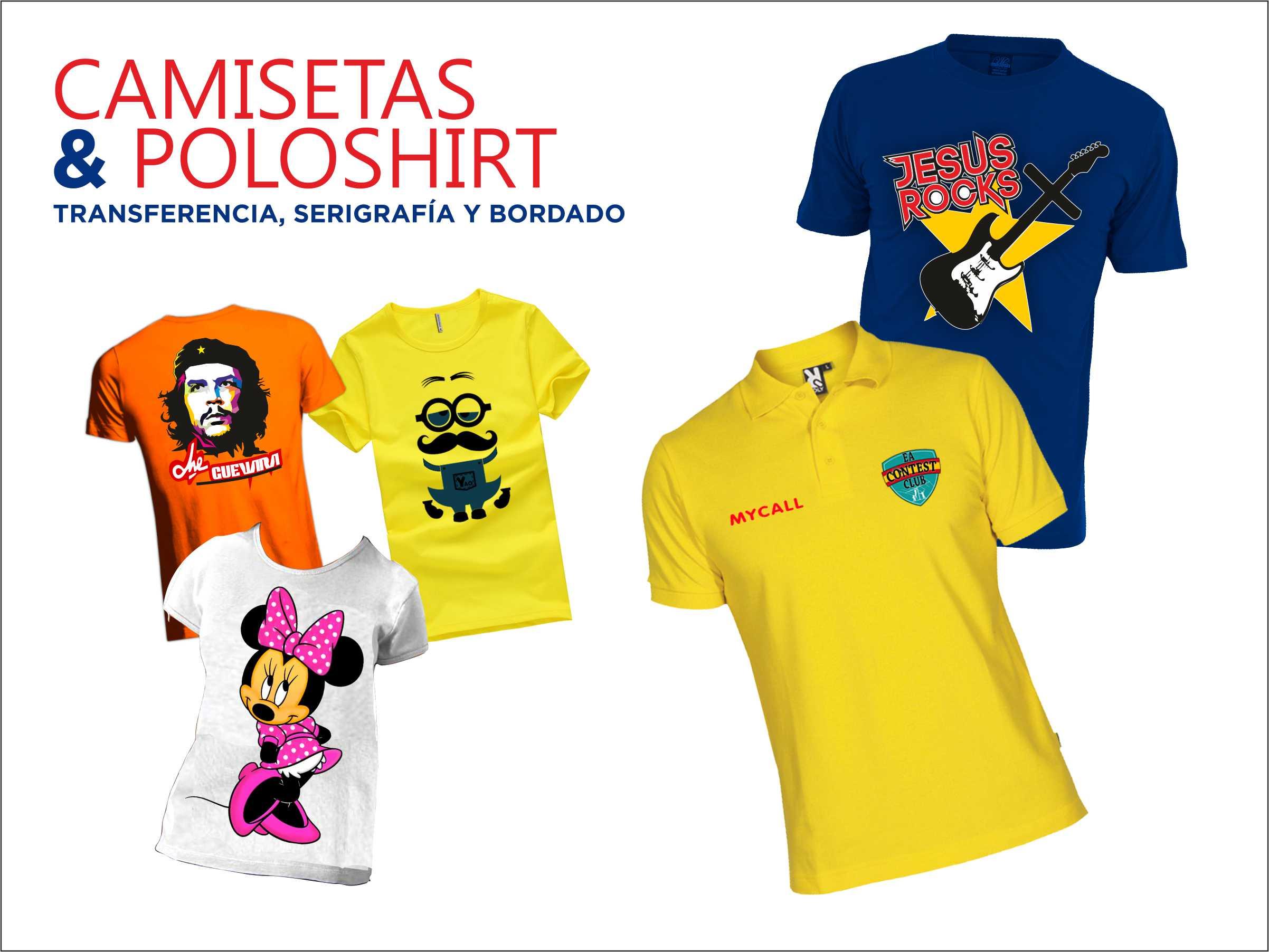 T-shirt & Camisetas