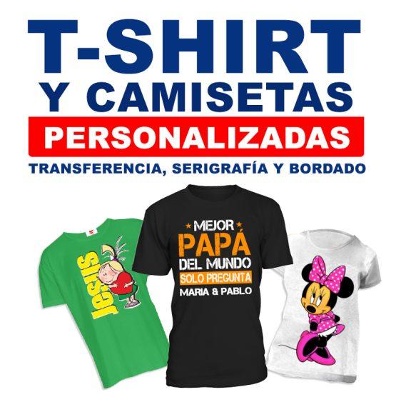 camisetas y polo shirt