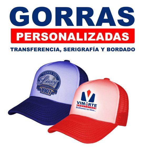 gorras-personalisadas