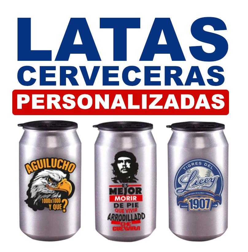 Latas Cerveceras
