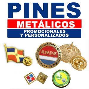 Pines metalicos